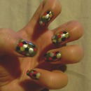 my nails for the week