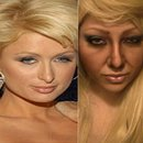 Paris Hilton Transformation // Hannabal Marie
