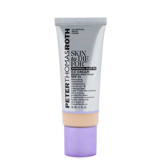 Skin To Die For Mineral-Matte CC Cream SPF 30