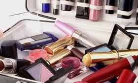 Spring Cleaning Part 1: Makeup Bag