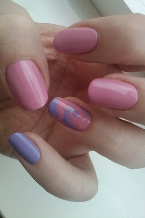 OPI - do you lilac it and sparrow me the drama