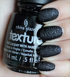From the Monsters Ball Collection. See my in-depth review & more swatches here: http://www.swatchandlearn.com/china-glaze-bump-in-the-night-swatches-review/