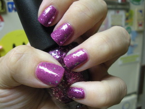 Jesse's Girl Fashion Friday and OPI Divine Swine