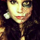 beauty in horror @tamarahmua