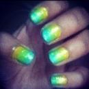 Fading Nails