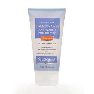 Neutrogena Healthy Skin Anti-Wrinkle Anti-Blemish Cleanser