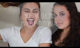 Tutorial | Soft & Sultry Makeup Using the Naked 3 Palette