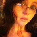 Scar Makeup :3