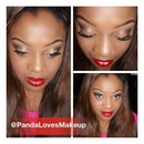 Client 'Party Look'