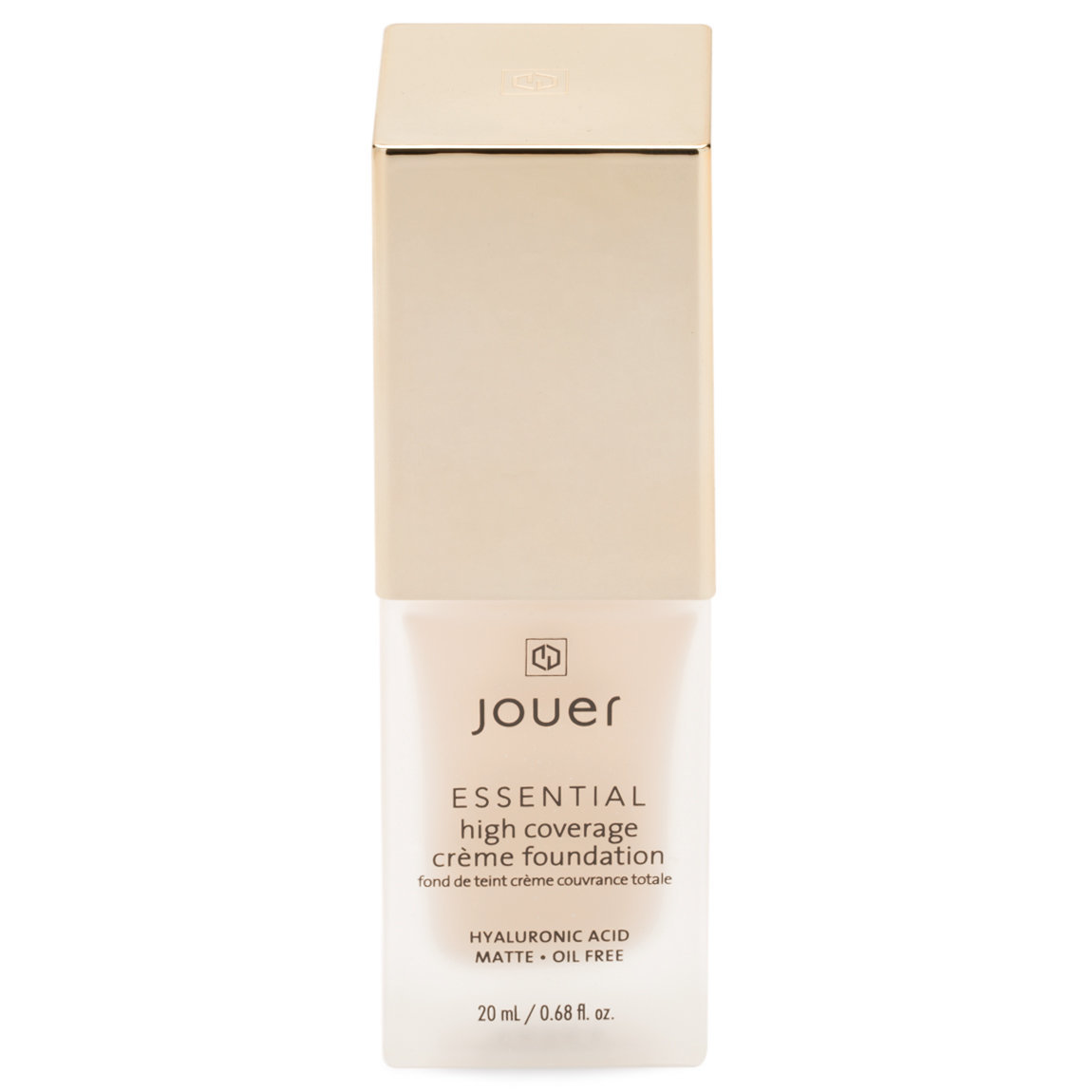 Jouer Cosmetics Essential High Coverage Crème Foundation Alabaster