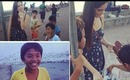 Lorraine Sharing Love In Dumaguete On Her Birthday
