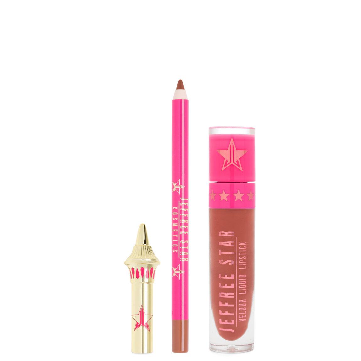 Jeffree Star Cosmetics Velour Lip Kit Leo
