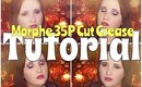 Morphe 35P Cut Crease Tutorial