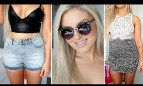 Spring Clothing Haul & Try Ons! ♡ Showpo, Dailylook, Pagan Marie