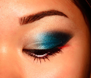 Mad Hatter Inspired Look