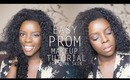 Easy Prom Makeup Tutorial for Dark Skin ║ Special Guest ║