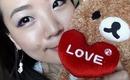 Innocent Valentine's Look