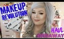 Makeup Revolution Haul + GIVEAWAY!