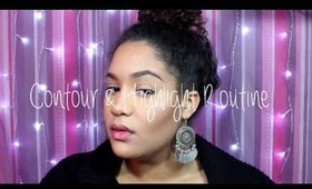 My Contour & Highlight Routine ♡ Mimi La Tigresse