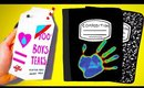 DIY Weird Back to School Supplies You Need To Try!