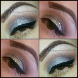 @lovelylilmakupaddict with and without flash
