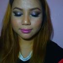 my fav purple eye look