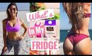 MY BIGGEST KETO SECRET: What's in my fridge & haul