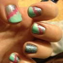 Easy step nails
