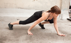 3 MINUTE CARDIO ARMS AND ABS