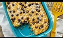 Chrissy Teigen Cravings Yellow Cake Baked Oatmeal