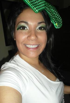 Green, green & more green :)