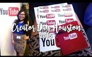 LAST YEAR'S CREATOR DAY VLOG: Too Shy for grav3yardgirl & Mathew Knowles AnnVentures | MakeupANNimal