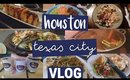Vlog: Htown and Texas City 💥 First Time at Benihana  | ▶️ YouTube Creator Day?