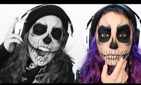 Rocker SkullHead Halloween Tutorial
