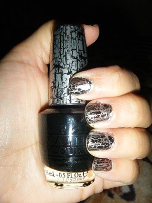 Crackle like the top!