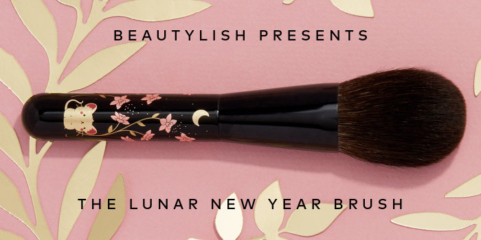 Beautylish Presents Lunar New Year Brush – Year of the Rat! – Shop now on Beautylish.com