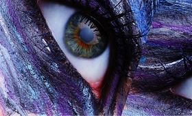 Loathe or Love: Abstract Eye Designs