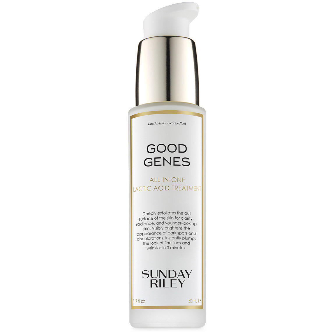 Sunday Riley Good Genes All-In-One Lactic Acid Treatment 50 ml alternative view 1 - product swatch.