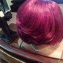 Red bob'n❤️❤️
