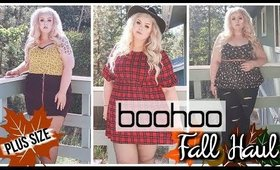 Boohoo Plus Size Try On Haul Fall 2019