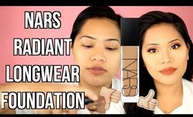 NARS Natural Radiant Longwear Foundation - DOES IT ACTUALLY LAST 16 HOURS?