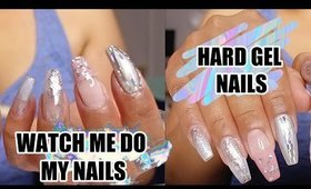 Hard Gel Nails