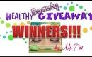 EcoTools Lash Giveaway Winners!
