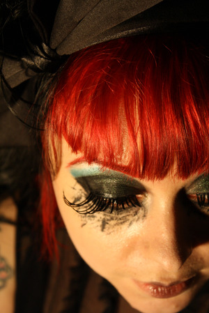 Gothic Doll Look #1