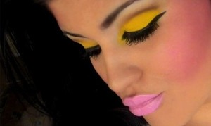 Rihanna - Who's that chick inspired make-up ♡
