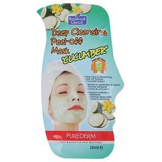 Love & Beauty by Forever 21 Deep Cleansing Cucumber Mask