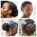 Beautiful bridal style