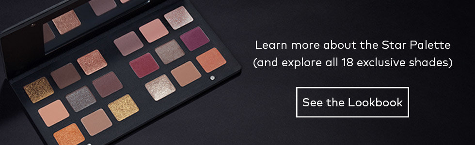 Learn more about the Star Palette (and explore all 18 exclusive shades) with our lookbook.