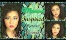 Mermaid Inspired Makeup Tutorial (NoBlandMakeup)
