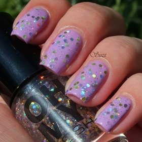 Nails - Combination of Nail Polishes